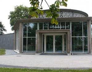 Koepelgebouw station Arnhem, nu T-Huis Presikhaaf