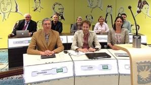 De fractie van D66 Arnhem