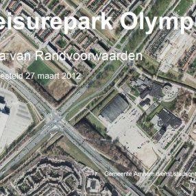 Olympus-terrein - Leisurepark Olympus