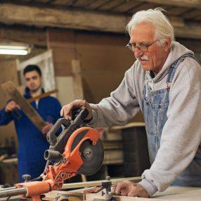 werk leeftijd afkomst discriminatie