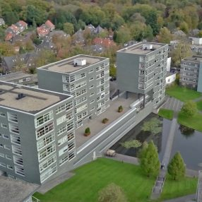 Hoogbouw in Arnhem